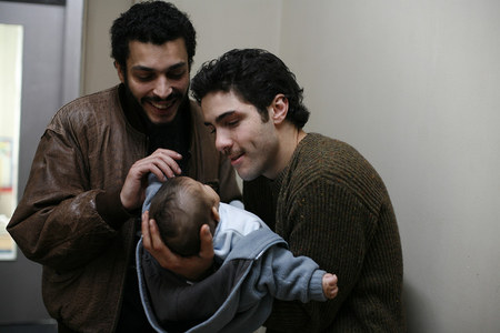Adel Bencherif ja Tahar Rahim
