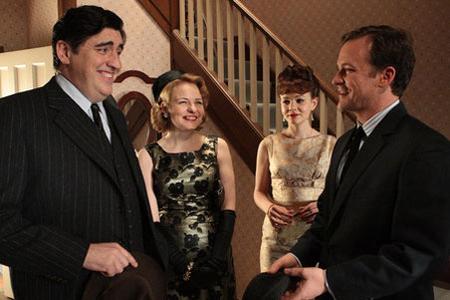 Alfred Molina, Cara Seymour, Carey Mulligan ja Peter Sarsgaard