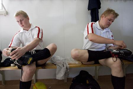 Matti Keränen ja Mikko Koljonen