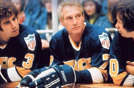 Jerry Houser ja Paul Newman.
