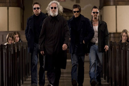 Sean Patrick Flanery, Billy Connolly, Norman Reedus ja Clifton Collins Jr.