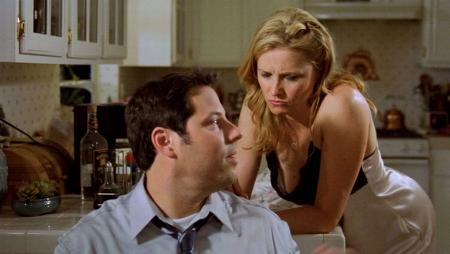 Greg Grunberg, Lucy Lawless