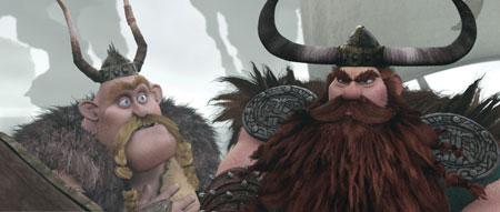 Viikinkiturjakkeet Raivo ja Aimo