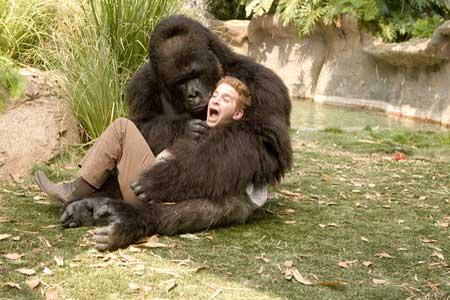 Seth Green ja gorilla