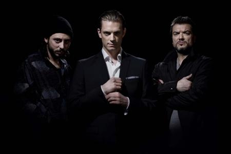 Matias Padin Varela, Joel Kinnaman ja Dragomir Mrsic