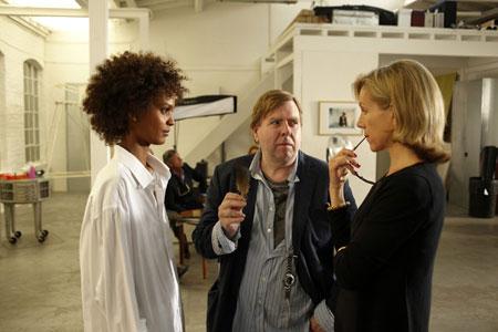Liya Kebede, Timothy Spall ja Juliet Stevenson