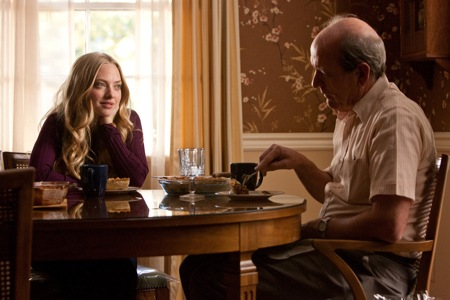 Amanda Seyfried ja Richard Jenkins