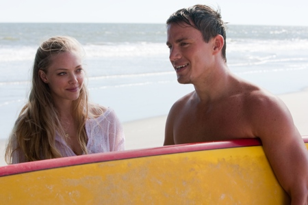Amanda Seyfried ja Channing Tatum