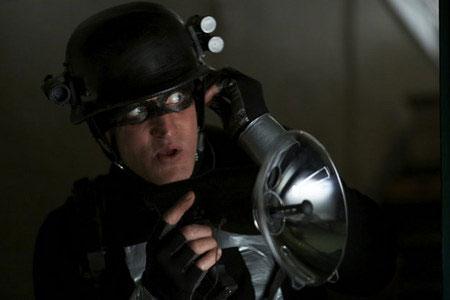 Woody Harrelson on Defendor