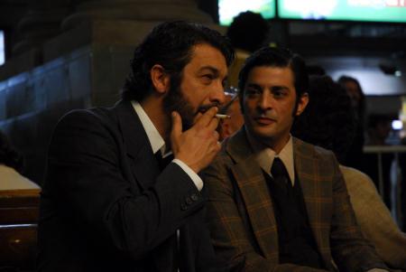 Ricardo Darín ja Pablo Rago