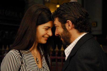 Soledad Villamil ja Ricardo Darín