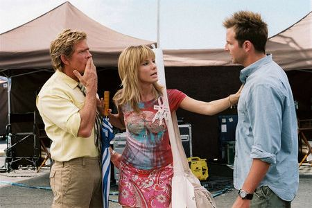 Thomas Haden Church, Sandra Bullock ja Bradley Cooper.