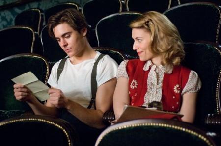 Richard (Zac Efron) ja Sonja (Claire Danes)