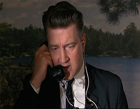 Gordon Cole (David Lynch)