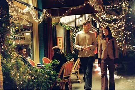 Ashton Kutcher ja Amanda Peet