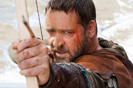 Russell Crowe on Robin Hood