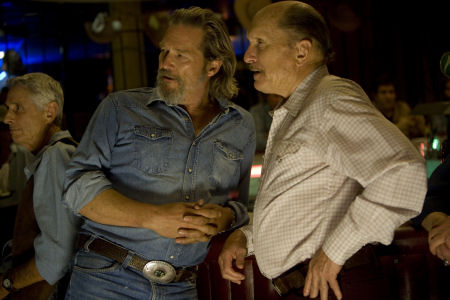 Jeff Bridges ja Robert Duvall