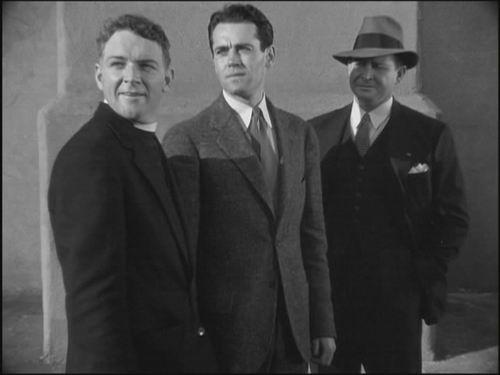 Jerome Cowan, Henry Fonda ja Barton MacLane.