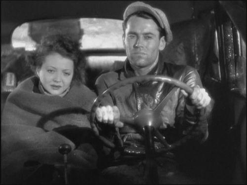 Sylvia Sidney ja Henry Fonda