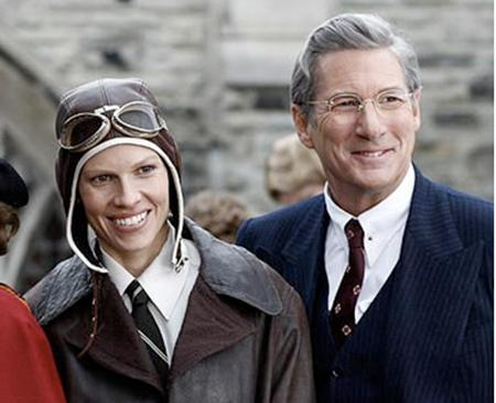Hilary Swank ja Richard Gere