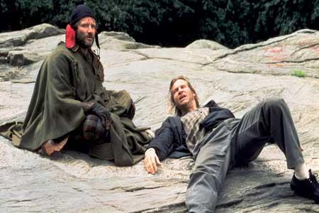 Robin Williams ja Jeff Bridges