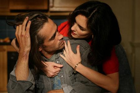 Colin Farrell ja Paz Vega