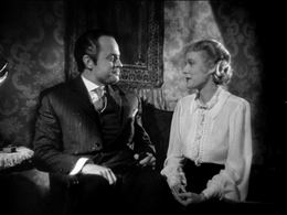 Orson Welles ja Dorothy Comingore