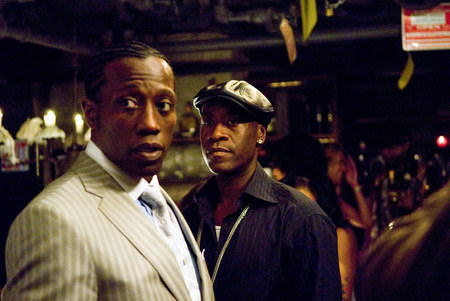 Wesley Snipes ja Don Cheadle