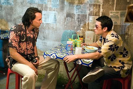 Nicolas Cage ja Shahkrit Yamnarm