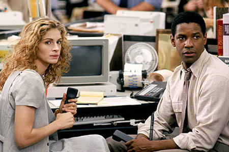 Julia Roberts, Denzel Washington