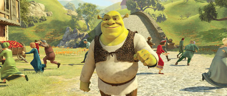 Shrek (Mike Myers)