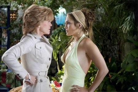 Jane Fonda ja Jennifer Lopez