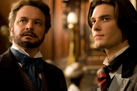 Colin Firth & Ben Barnes