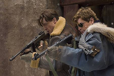 Brendan Fraser ja Luke Ford.
