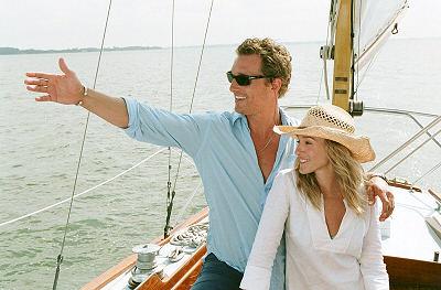 Matthew McConaughey ja Sarah Jessica Parker