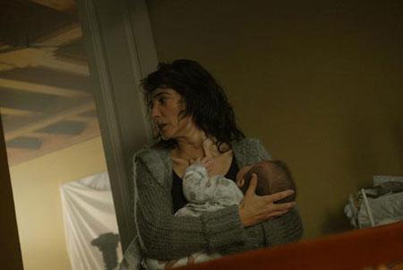 Ana Torrent ja vauva-Manuel