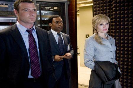 Liev Schreiber, Chiwetel Ejiofor & Angelina Jolie