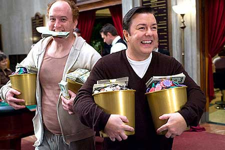 Louis C.K. ja Ricky Gervais