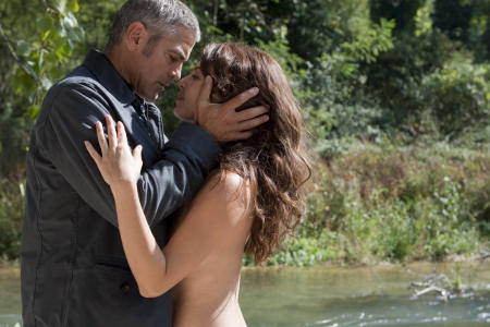George Clooney ja Violante Placido
