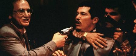 Penn, John Leguizamo ja Luis Guzmán