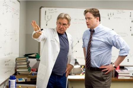Brendan Fraser ja Harrison Ford