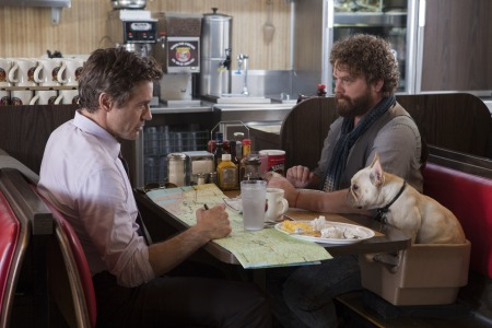 Robert Downey Jr. ja Zach Galifianakis