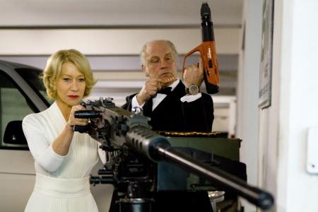 Helen Mirren ja John Malkovich