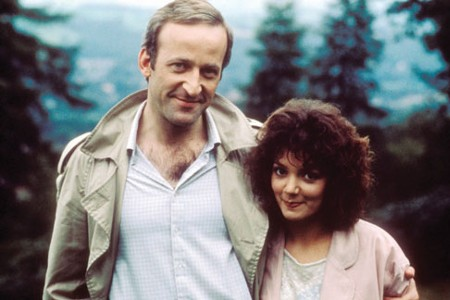 Bob Peck, Joanne Whalley