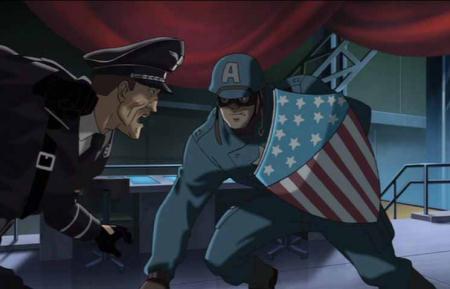 Kapteeni Amerikka 40-luvulla