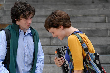 Aaron Johnson ja Carey Mulligan