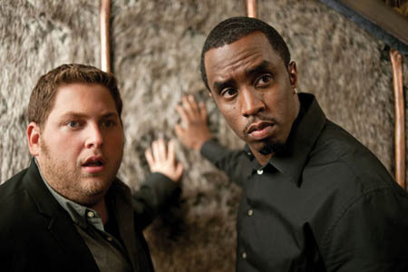 Jonah Hill ja Sean 'P. Diddy' Combs