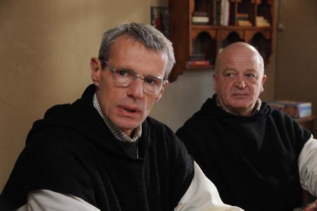 Lambert Wilson ja Jean-Marie Frin