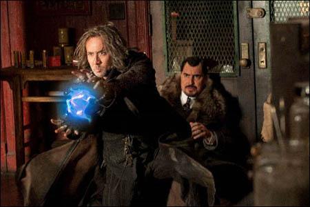 Nicolas Cage ja Alfred Molina