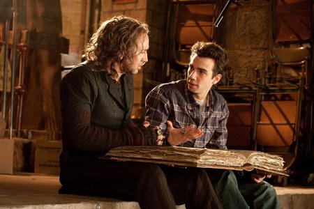 Nicolas Cage ja Jay Baruchel